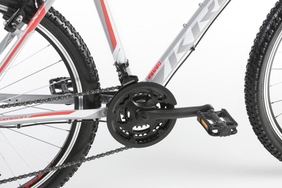 Велосипед Kross HEXAGON X1 2017 - 1