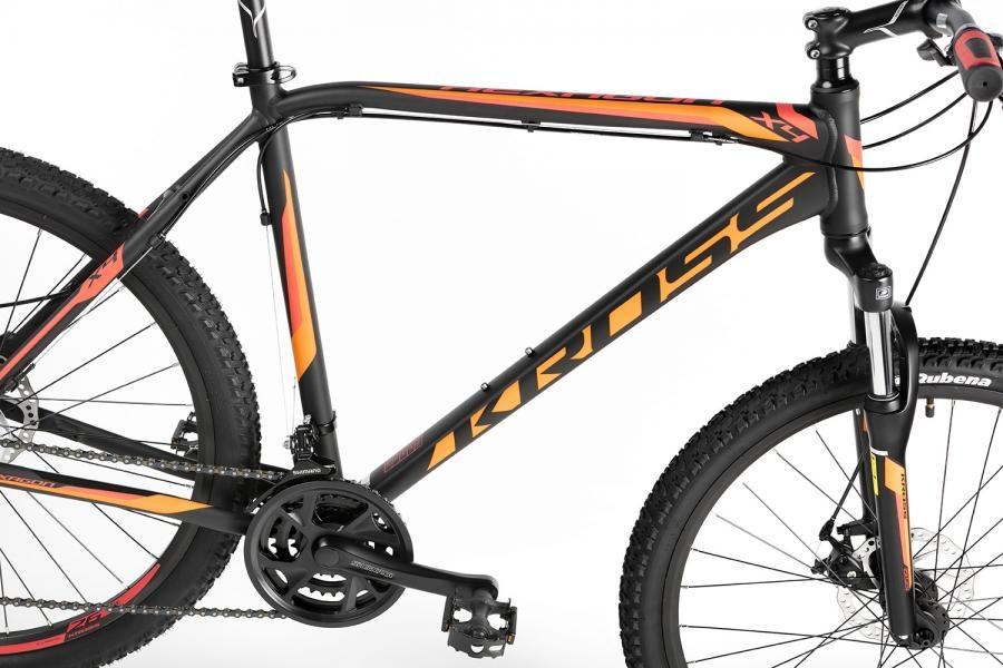 Велосипед Kross HEXAGON X4 2016 - 5