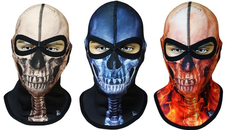 Балаклава-череп Sub Skull, маска подшлемник (Польша) Radical - 1