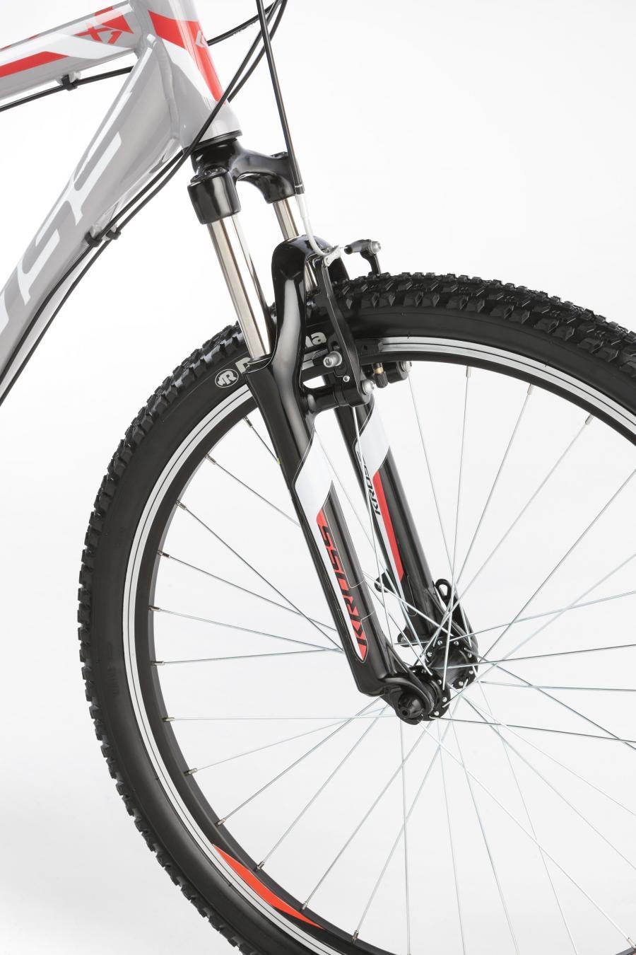 Велосипед Kross HEXAGON X1 2017 - 8