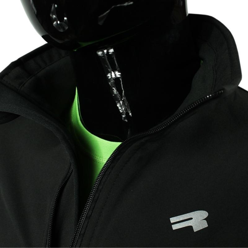Спортивна куртка з мембраною і відбивачами Radical Crag, з Віндстоппером - 3