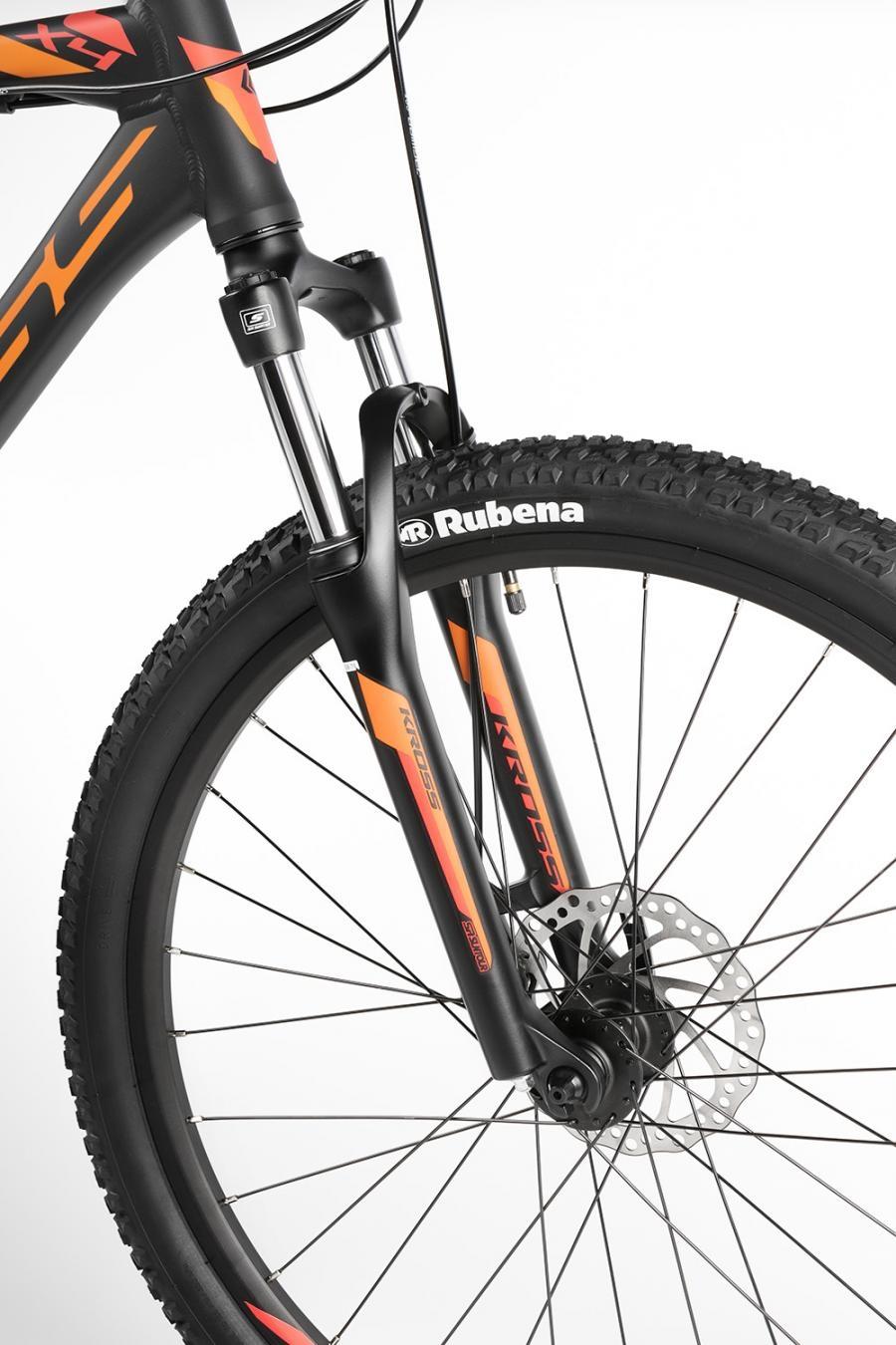 Велосипед Kross HEXAGON X4 2016 - 2