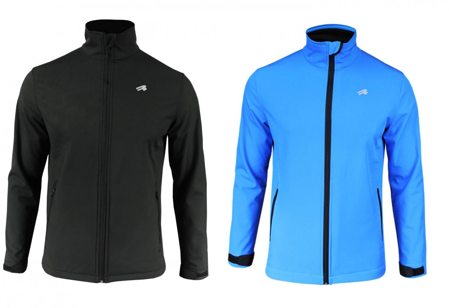 Спортивна куртка з мембраною і відбивачами Radical Crag, з Віндстоппером - 1
