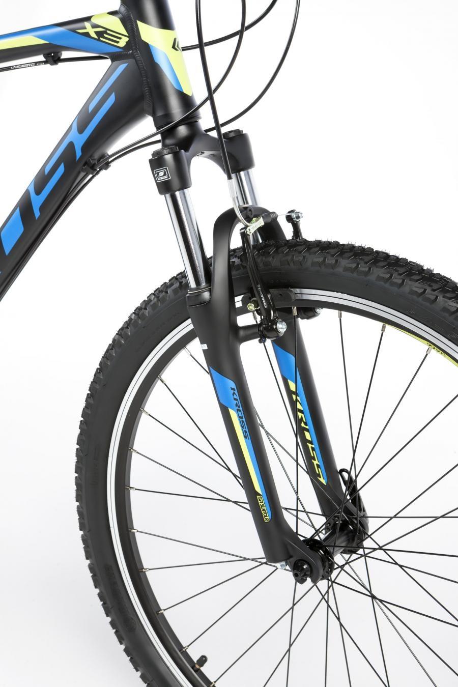 Велосипед Kross HEXAGON X3 2016 - 3