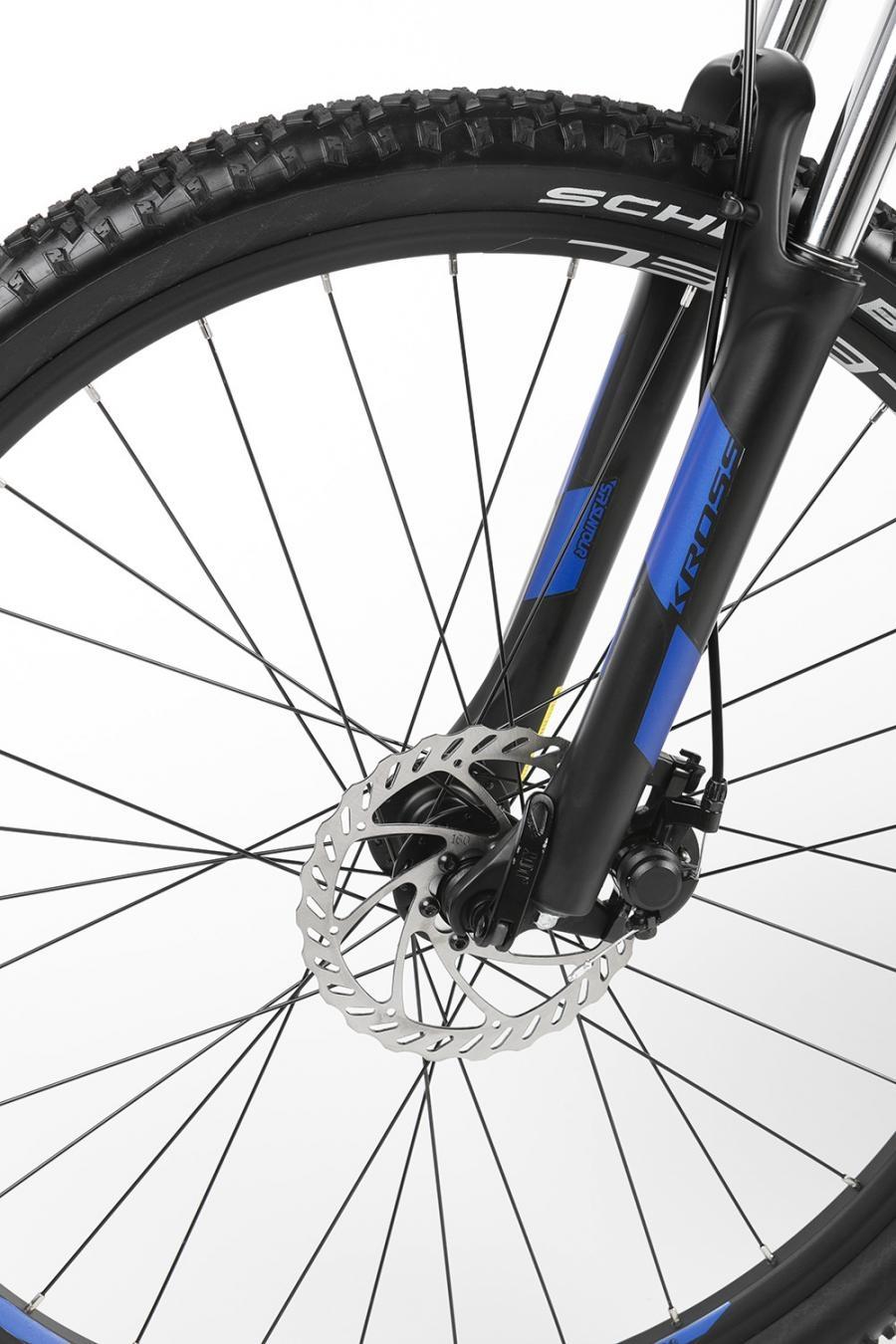 Велосипед Kross LEVEL R1 2017 - 1