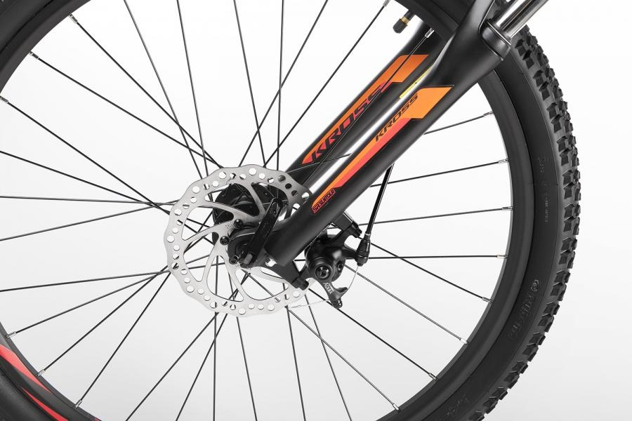 Велосипед Kross HEXAGON X4 2016 - 9