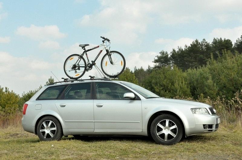 Держатель велосипедный Aguri ACUDA - 4