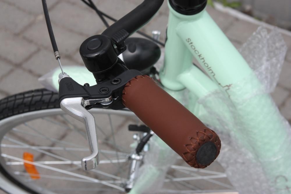 Велосипед Storm Stockholm 26 - 3ск мятный - 1