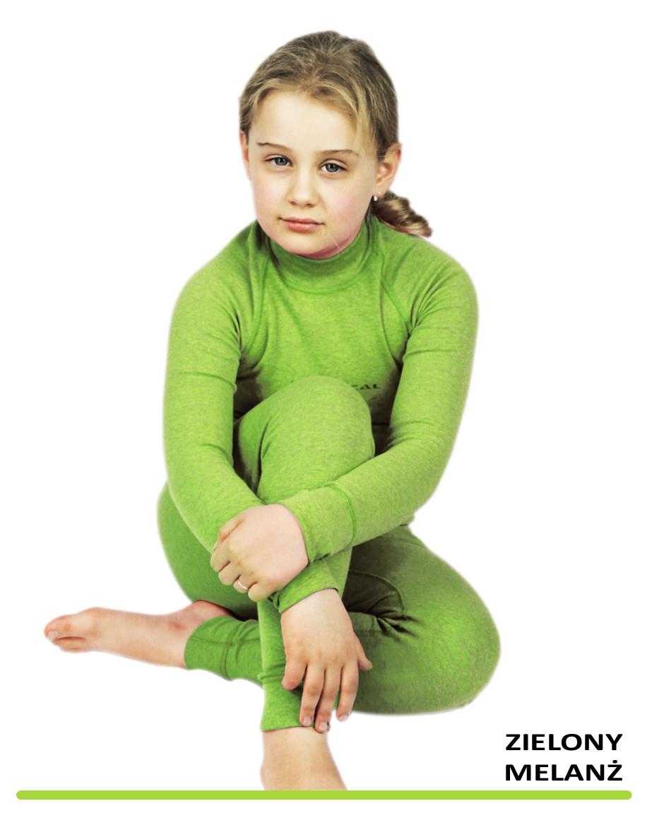 Дитячa термобілизнa Radical (Польща) + подарунок!  Чорна з синіми нитками - 4