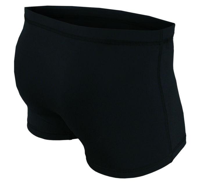 Плавки чоловічі для купання з захистом від хлору Radical Sand Чорні (Польща) - 1