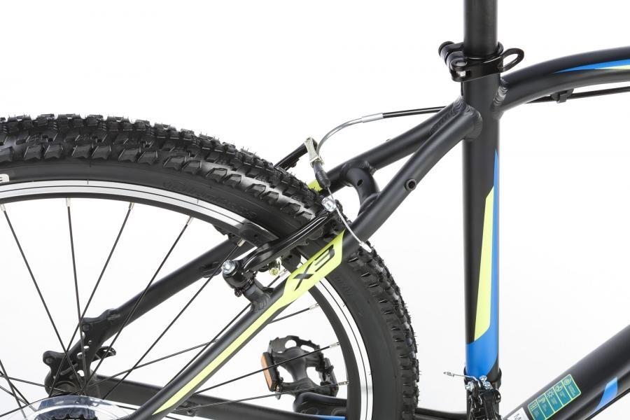 Велосипед Kross HEXAGON X3 2016 - 1