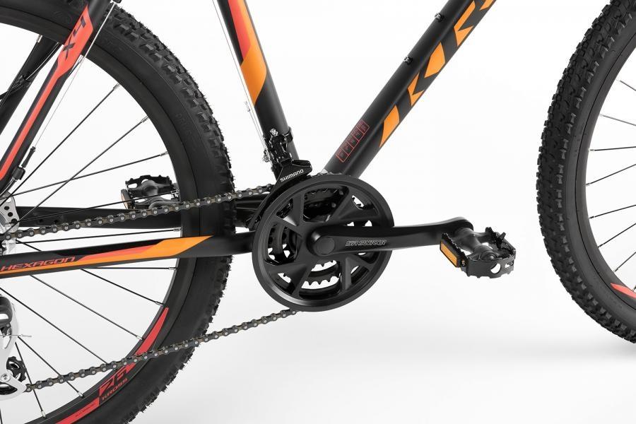 Велосипед Kross HEXAGON X4 2016 - 3