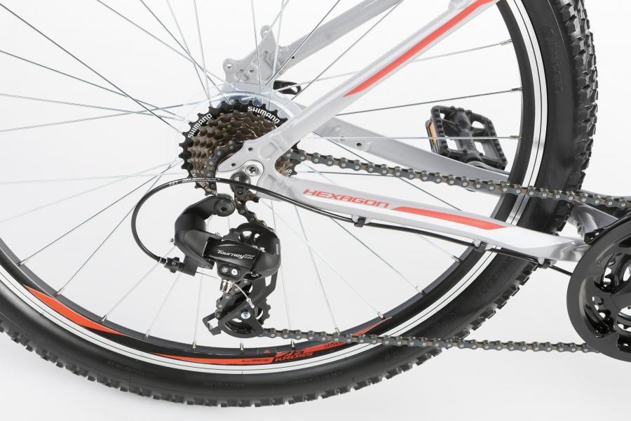 Велосипед Kross HEXAGON X1 2017 - 2