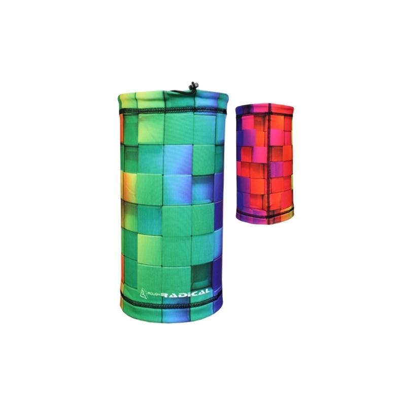 Мультифункціональний Бафф 5в1 Radical Польща кольоровий - 1