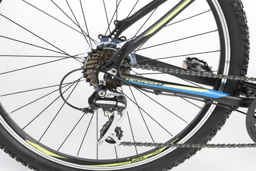 Велосипед Kross HEXAGON X3 2016 - 2