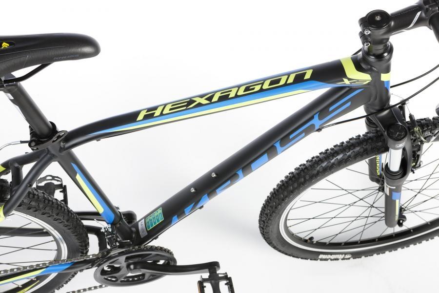Велосипед Kross HEXAGON X3 2016 - 6