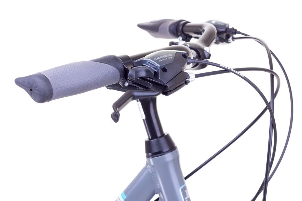 """Велосипед Romet 1728408-M-19"""" GAZELA білий - 3"""