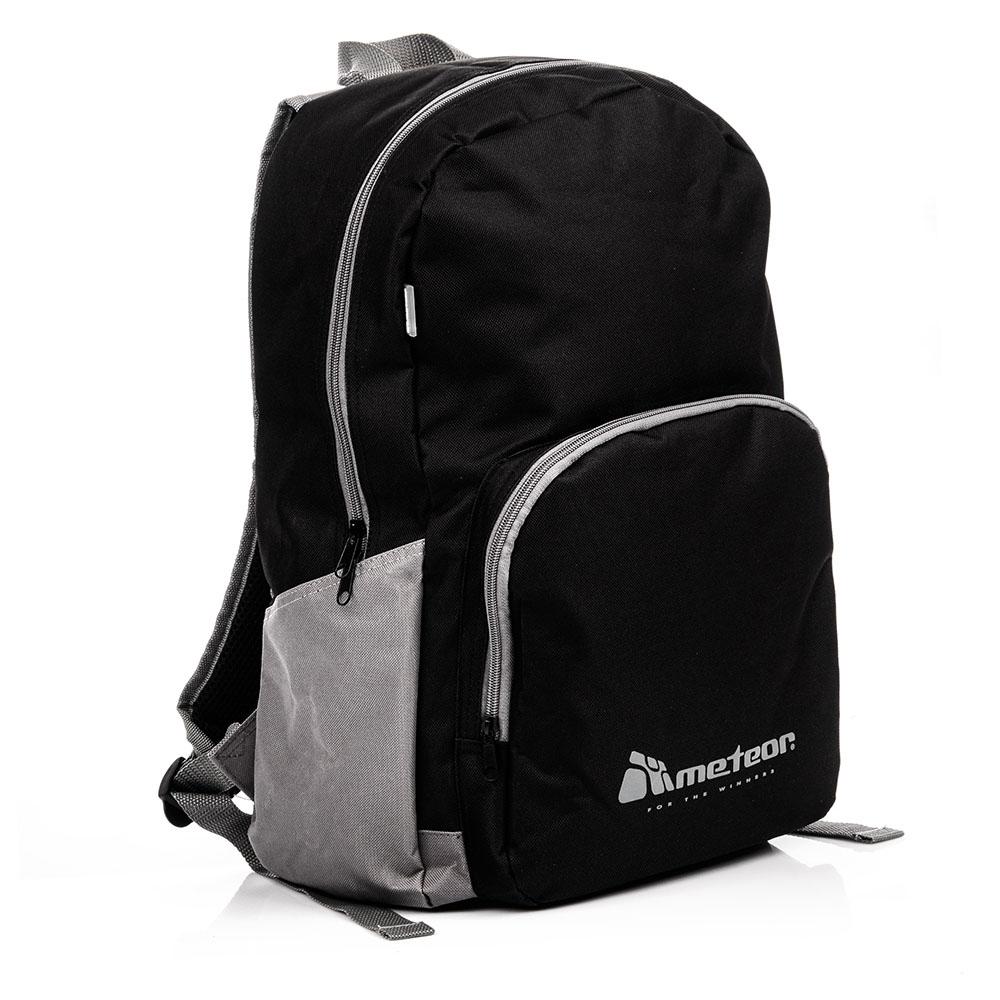 Рюкзак METEOR FRIGG чорний - 1
