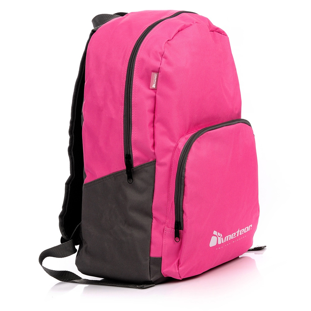 Рюкзак METEOR FRIGG рожевий - 1