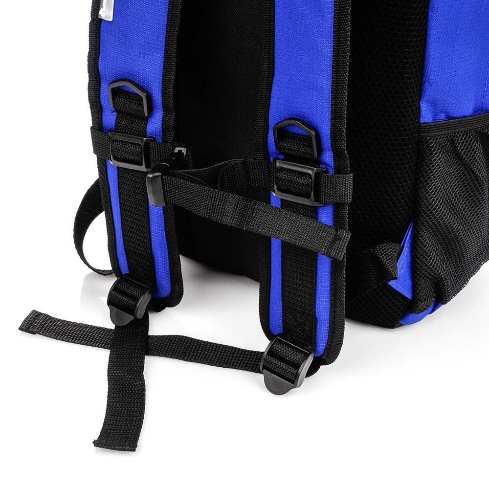 Рюкзак METEOR MORRIGAN блакитний - 4