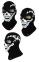 Балаклава-череп, маска подшлемник (Польша) Radical - 5