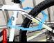 Велозамок сегментний Tonyon 3881 - 5
