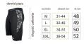 Спортивні чоловічі шорти-тайстри Radical Furious SH із сірим візерунком - 1