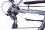 """Велосипед Romet 1728408-M-19"""" GAZELA білий - 1"""