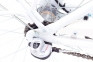 "Велосипед Romet 17224104 S-13"" PANDA 24"" LUX голубой - 2"
