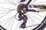 """Велосипед Romet 1726731-S-15"""" RAMBLER 26"""" Подростковые черно-оранжевый - 2"""