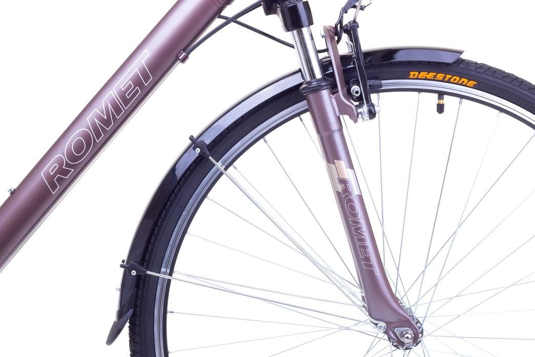 """Велосипед Romet 1728400 M-19"""" WAGANT коричневий - 2"""