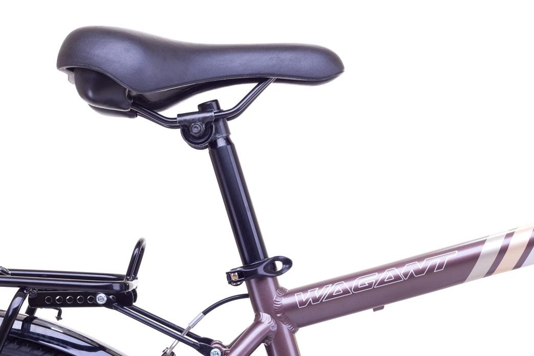 """Велосипед Romet 1728400 M-19"""" WAGANT коричневий - 3"""
