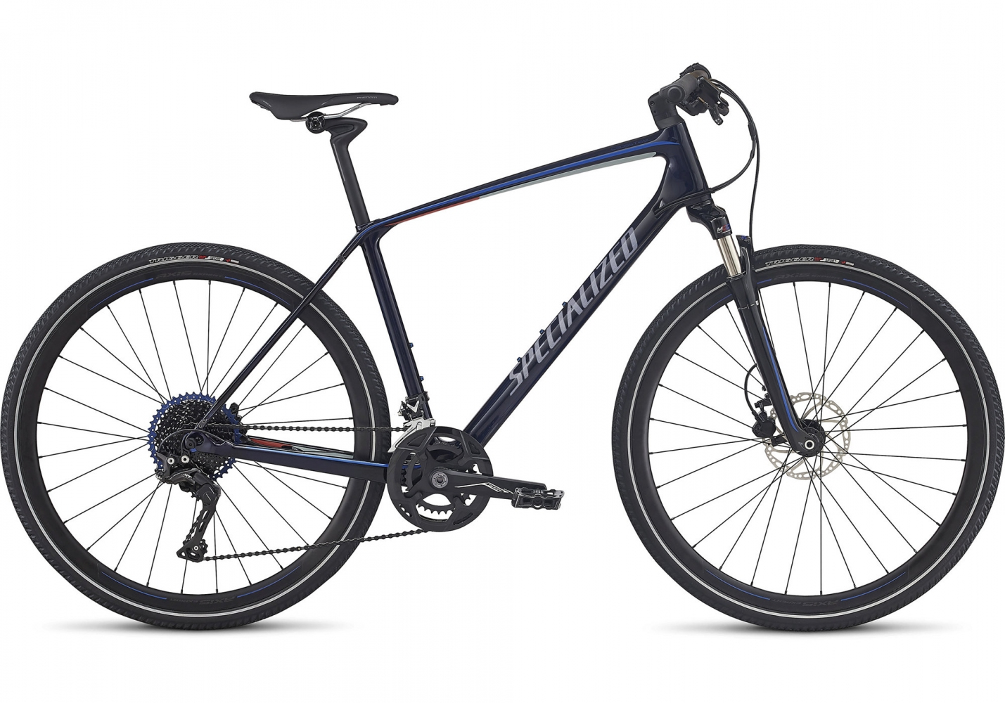 Велосипед Specialized CROSSTRAIL EXPERT CARBON - 19694