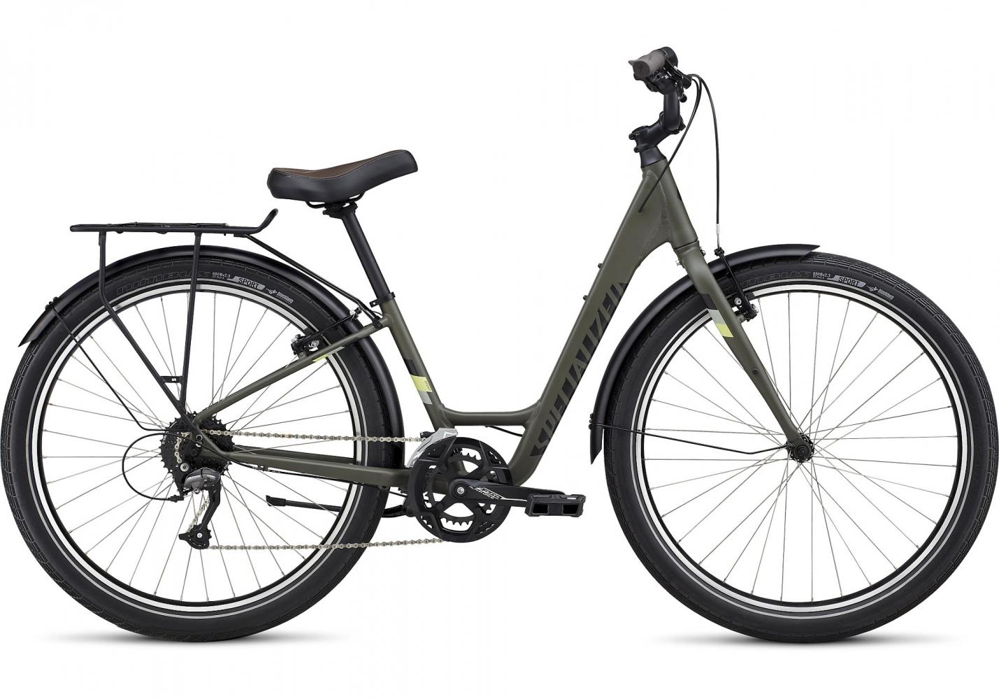 Велосипед Specialized ROLL SPORT EQ LOW ENTRY - 19703