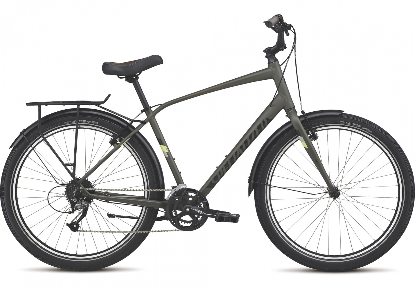 Велосипед Specialized ROLL SPORT EQ - 19702