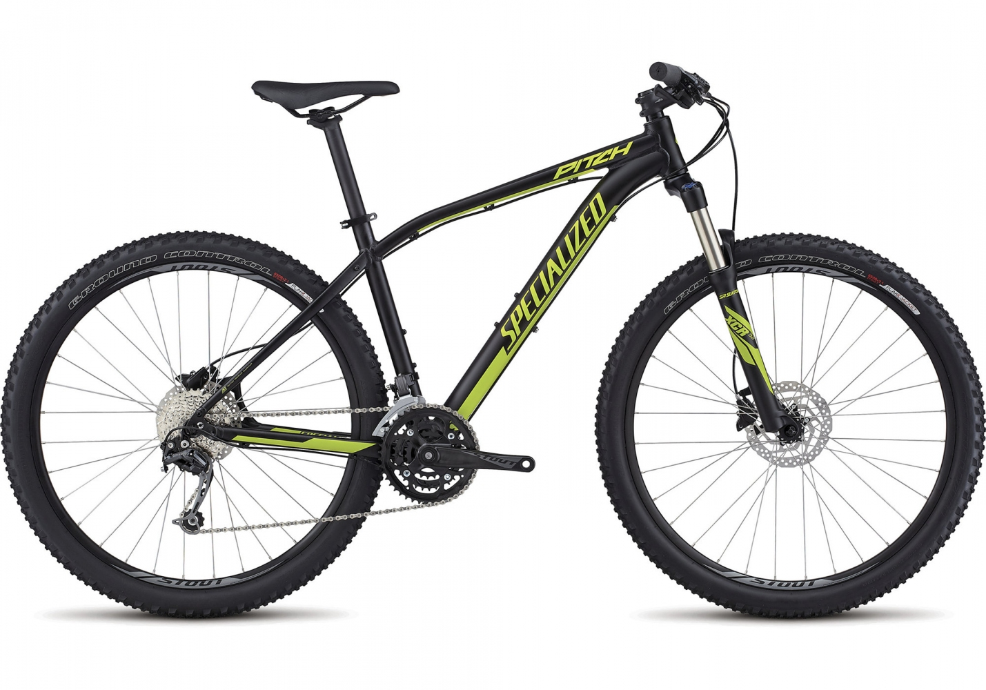 Велосипед Specialized  PITCH COMP 650B - 19678